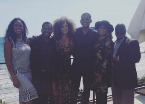 Will Smith Reunites With The Fresh Prince Of Bel-air Cast