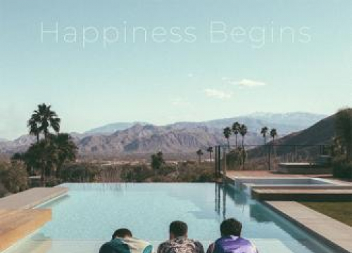 The Jonas Brothers Announce New Album 'Happiness Begins'