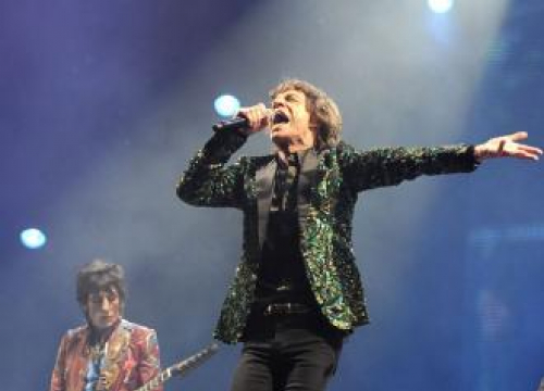 Rolling Stones Rehearsals Like A 'Family Reunion'