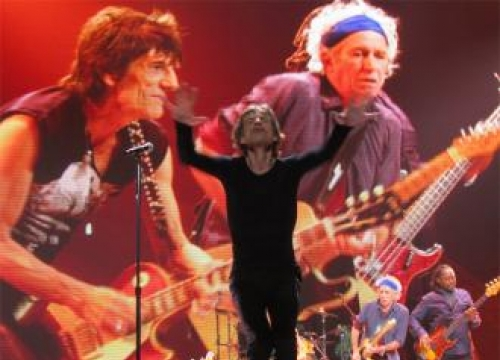 The Rolling Stones to play Knebworth?