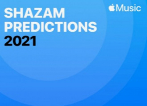 Apple And Shazam Reveal The Offical Shazam Predictions 2021 Playlist