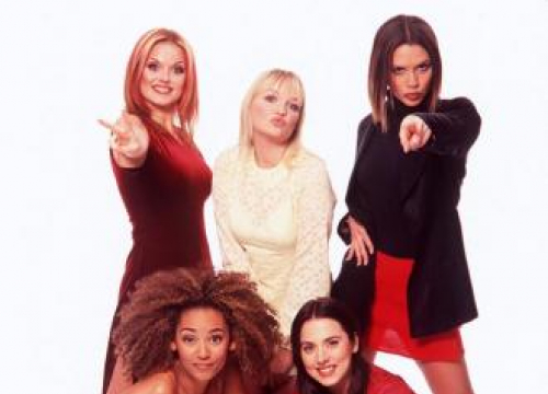 Spice Girls Want To Sing The Bond Theme Tune
