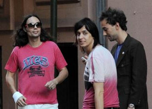 Julian Casablancas is recording new material with The Strokes