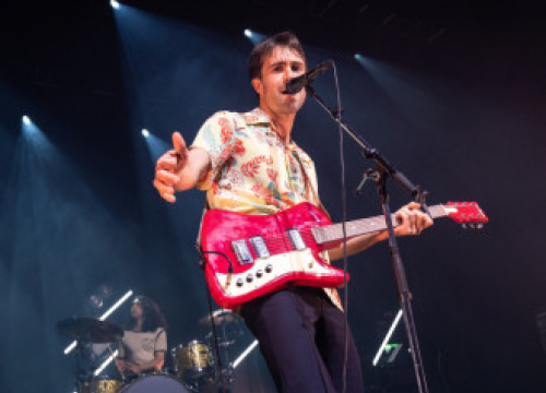 The Vaccines Give Fans Post-lockdown Booster With London Stage Return