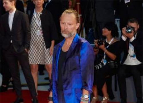 Thom Yorke Shortlisted For Best Original Song At The Oscars
