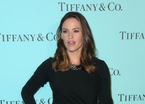 Jennifer Garner Lobbies U.s. Politicians For Education Funding