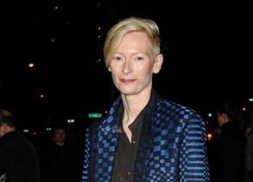 Tilda Swinton isn't 'insulted' if she's mistaken for a man