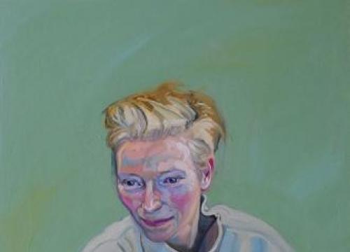 Tilda Swinton has quiet life in Scotland