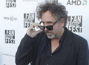 Tim Burton Rushed to Hospital after Accident on Blackpool Film Set