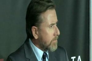 Tim Roth And Ava Duvernay Pose At The New York Premiere For 'Selma' - Part 4