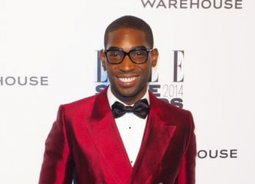 Tinie Tempah: Looking Sharp Comes Naturally