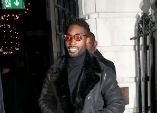 Tinie Tempah's Rare Trainers Collection