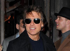 Tom Cruise Wishes George Clooney A Speedy Recovery After Bike Smash