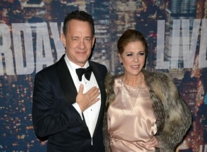 Rita Wilson Opens Up About Breast Cancer Battle And How It Brought Her And Husband Tom Hanks Closer