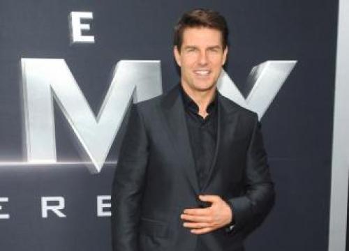 Tom Cruise Injured On Mi6 Set