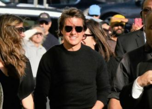 Tom Cruise Makes Most Challenging Movie Yet