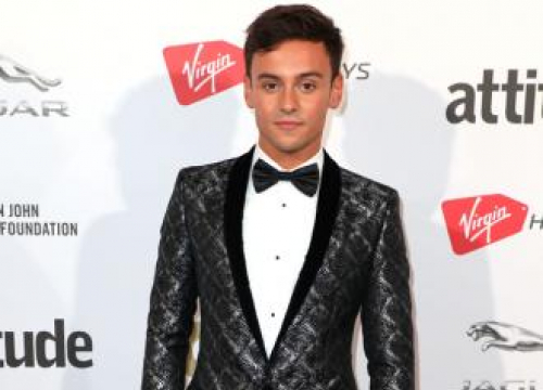 Tom Daley To Have Hypnotherapy To Cure Clown Fear