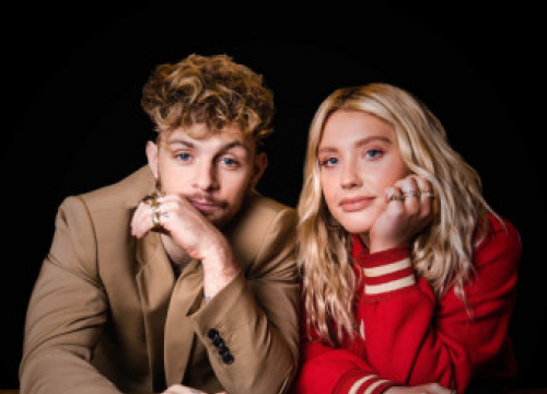 Tom Grennan Agrees To Let Ella Henderson Tattoo Him If Their Duet Reaches No1