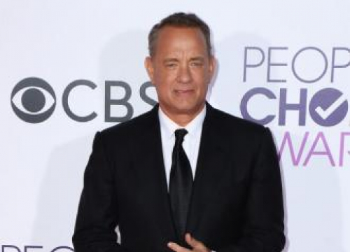 Tom Hanks Took A Typewriter From The Set Of The Post