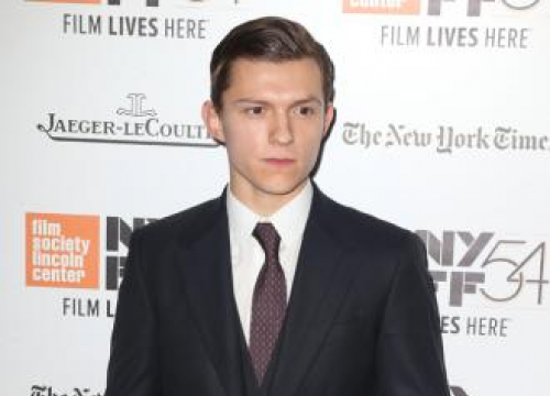 Tom Holland Goes Undercover