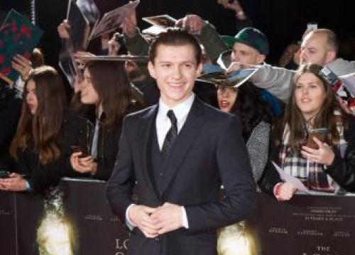 Tom Holland Can't Keep A Secret