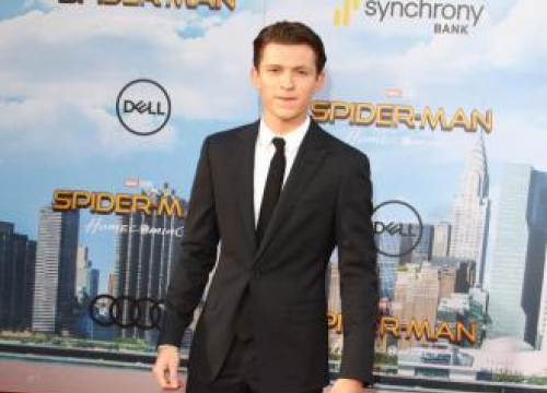 Tom Holland Opens Up On 'Stressful' Time As Spider-man