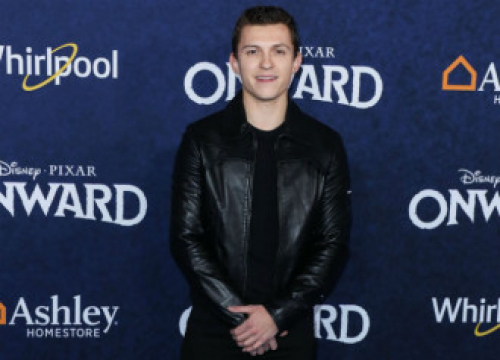 Tom Holland 'Is Among The Contenders To Play Willy Wonka'