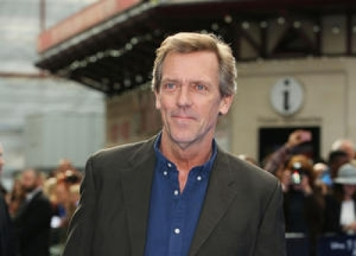 Hugh Laurie Feared Hurting George Clooney In Movie Fight
