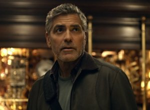 George Clooney Loved The Anti-Apocalyptic 'Optimism' Of Disney's 'Tomorrowland'