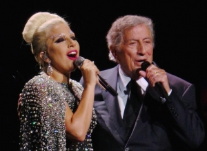 Lady Gaga And Tony Bennett Go 'Cheek To Cheek' In Aid Of WellChild At Royal Albert Hall