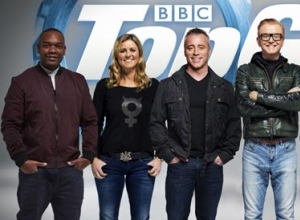 Rory Reid: Joining 'Top Gear' Was Like