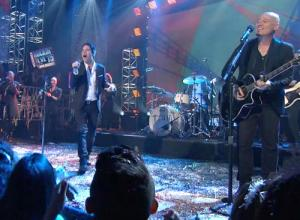 Train - Drive By (2015 New Year's Rockin' Eve) Video