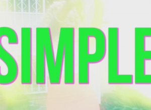 Treasure Davis - Simple feat. Kid Ink (Lyric) Video