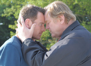 Michael Fassbender's Been Waiting Since He Was 16 To Work With Brendan Gleeson