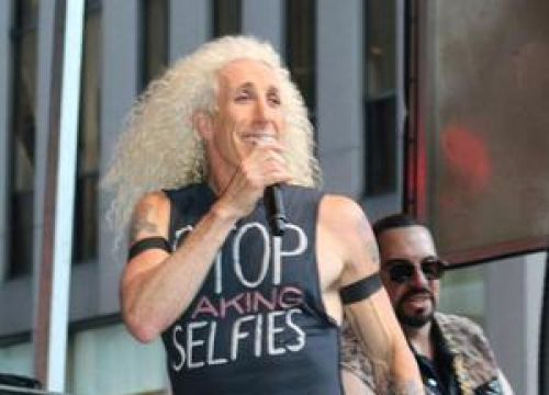 Dee Snider Sparks Feud With Whitesnake Star