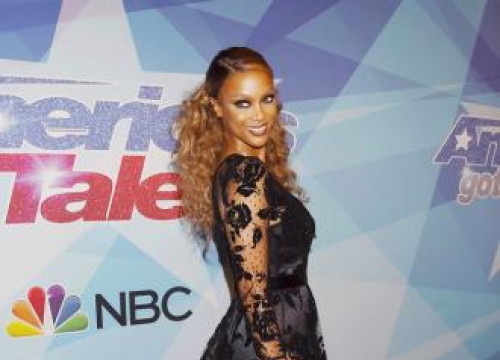 Tyra Banks Doesn't Want Her Son To Model