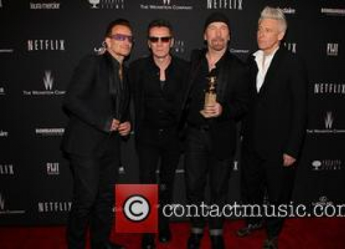 U2 To Launch New Free Track 'Invisible' During Super Bowl Next Weekend