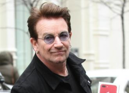 Bono Wants 'Joy' In Music