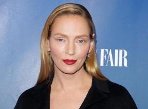 Uma Thurman's Appearance Gets The Renee Zellweger Treatment At 'The Slap' Premiere