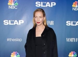 Uma Thurman Dismisses Make-up Backlash