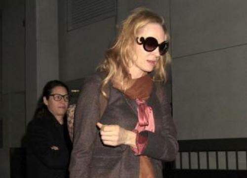 Uma Thurman Accused Of Blocking Ex's Access To Daughter