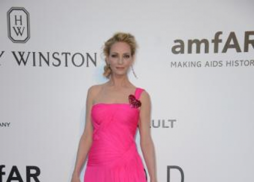 Uma Thurman Hits Out At 'Angry' Ex