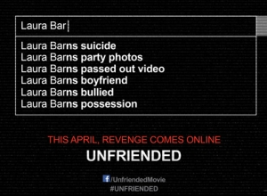 'Unfriended' Brings Horror To Screen Addicts