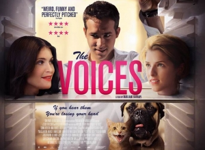 The Voices Movie Review