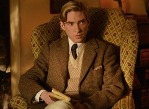 First Look At Domhnall Gleeson As 'Winnie The Pooh' Author A. A. Milne