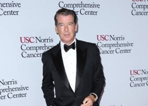 Pierce Brosnan Protests Innocence Over Advert For Indian Breath Product