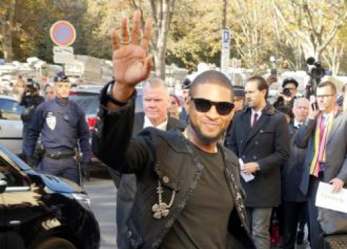 Usher Working On New Music With Lil Jon