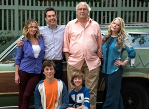 The Griswolds Take Another Chaotic 'Vacation' To Walley World [Trailer + Pictures]