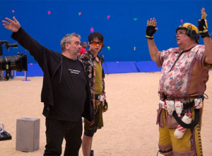 Luc Besson Felt Destined To Make Valerian