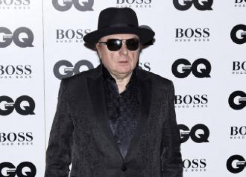 Van Morrison Performs With The Pretty Things